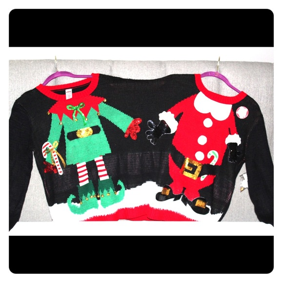 Sweaters 2 Person Christmas Sweater Poshmark